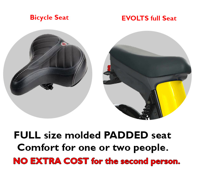 Evolts Electric Moped bikes 10